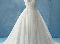 WEDDING DRESS / I have been married for 26 years and won't need a dress BUT I have two daughters and I would love to see them model these for me :) / by Marnie Fuchs Martin