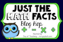 Math / A board to post curriculum, activities, and games for learning math from preschool through high school.  Games include those that use discrete math, strategy, and critical thinking.  / by JoAnn Kuhn