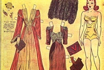 paper dolls brenda  starr, paper doll review and misc. / by joanne durkin