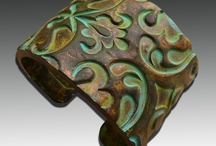 Polymer Clay jewelry / by Sherri Morgan