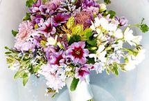 Wedding... flowers / by Kristen Scheidt