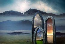 Portals / Doors, gates, stuff like that.  / by Paul Shope