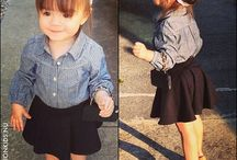 Little Girl Look Book / by Makiah Sanchez