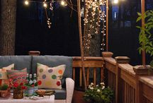 Deck Ideas / by Crystal Shumaker