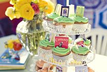 Birthday Ideas / by Jenae {I Can Teach My Child!}