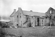 Scotland's Castles / Brilliant vintage images of a selection of HS castles from the archives at the Royal Commission of Ancient and Historic Monuments of Scotland (RCAHMS). Discover more @ http://canmore.rcahms.gov.uk/ / by Historic Scotland