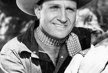 Gene Autry 1907-1998 Aged 91 / Lymphoma  Ina May Spivey 1932-1980 48 yrs Jacqueline Ellam 1981-1998 17 yrs / by Kay Bannon