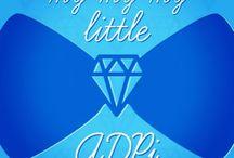 Alpha Delta Pi / by Kenzie Dodd
