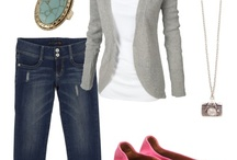 Fall/Winter Closet / by Christina Kirk