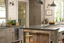 Kitchen's / by Jennifer Dickey