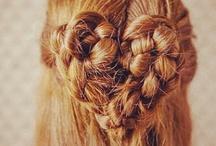 Hair styles / by Abby Rambo