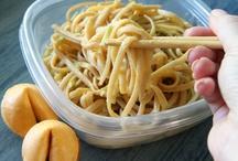 Pasta/noodle recipes <3 / by Vicky Manchik