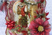 Cards 8 ~ Christmas  / by Janet Rollins