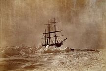 Titanic-ish / Contemplating the 100 year anniversary of the sinking of the Titanic, we look into our collections at works of art relating to the power of the ocean and the folly of humanity. / by Currier Museum