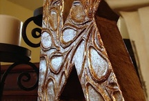 Decor ideas / Things I have or would LOVE to add to my home..... / by Nitika Steverson-Kilpatrick