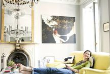 Living Rooms / My favorite living/family room inspirations / by Melissa Mroczek