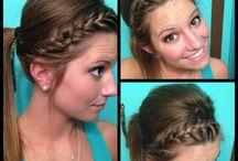 Hair ideas / by Kelsie McMullen