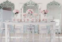 Tablescapes / by Andrea Paulin