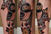 TATTOOS!!!!! / by Bree Schaller