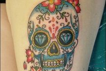 tattoos / by Cybill Summer