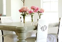 dining rooms / by Maria R