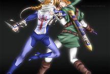 Legend of Zelda / by Chad Hoffman