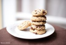 Chocolate Chip Cookie Recipes / by Lara Swanson