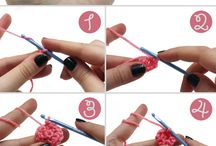 knitting/crochet ideas / by Sarah A