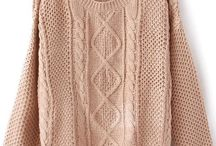 Sweaters / by Allison Lind