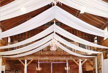 Reception Decor / by Rebecca - Ideal Events & Design