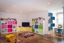 Playroom / by Beverly Barragan