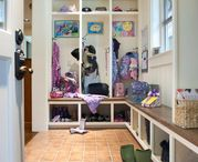 Mudroom / by Ashley Wilcox