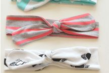 Headbands for Kyanna / by Renae Tridle