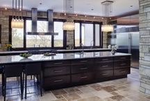 Kitchens / by Joan Stabe
