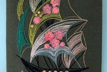 Embroidery / by Emily Zerod