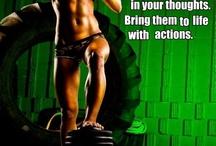 fitness / by Jennie Garza
