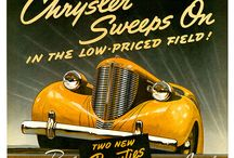 Chrysler Group Ads / Old and New! / by Chrysler Group