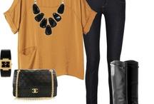 Outfit inspiration / by Carol Schmitz