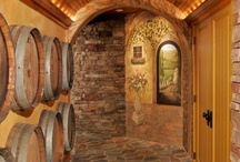 Wine Caves / Having a wine cave is smart because the earth does all the temperature regulating for you! Wine caves are the best cold storage solutions for aging wine. / by Joey Ortez