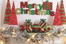 Christmas / by Susie Badker