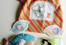 Sewing with Children / by Little Black Duck