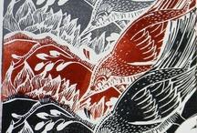 Print / Printmaking  / by Amy Stephenson
