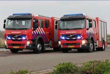 brandweer / by ward vanhauwaert