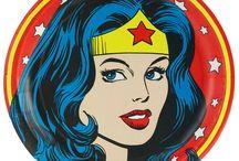 Wonderwoman! / Because WonderWoman is my favorite. Period. / by Rachel Bogan