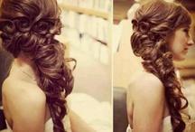 Wedding hairstyles / by Maria Ostlund