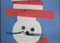 Dr. Seuss Theme in Preschool / by Stacey Feehan