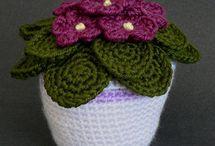 Crochet Plantas / by Alfalfa Accesorios