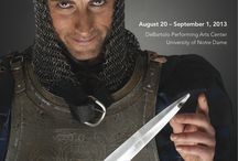 Richard III (2013) / by Notre Dame Shakespeare Festival