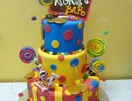 Cakes I like:) / by Eleri Wynne