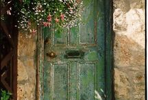 doors / by Jackie Rothwell